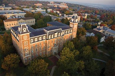 Seniors: University of Arkansas Fayetteville Deadline Approaches