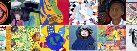 Creativity Connects the World: Crayola 2015-2016 Art Exhibition