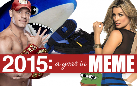 2015: A Year in Meme