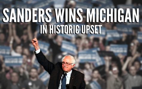 Sanders wins Michigan in historic upset