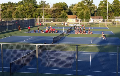 Girls and Boys Tennis Tryouts