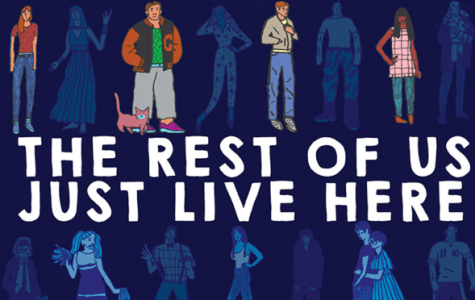Staff Picks: The Rest of Us Just Live Here by Patrick Ness