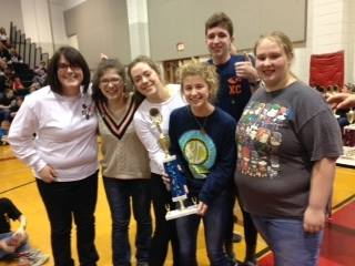 Odyssey of the Mind team heads to World Finals