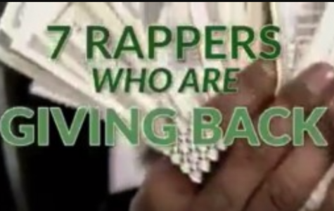 7 Rappers Who are Giving Back