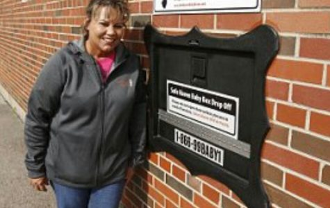 Indiana becomes first state to have a baby drop off box