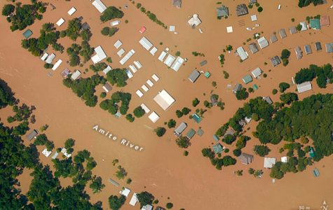 Flooding in Louisiana leave people hopeless, homes destroyed