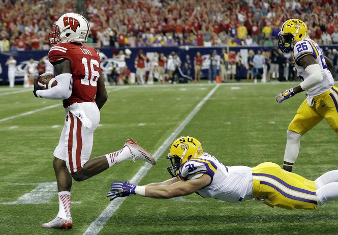 LSU suspends Boutte one game for late hit