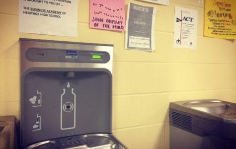 Bottle Filling Water Stations