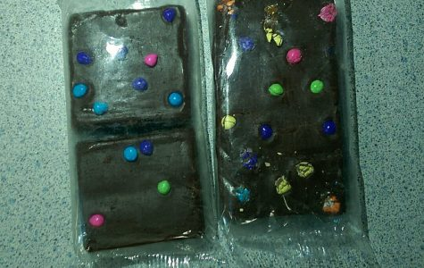 What is going on with Cosmic Brownies?