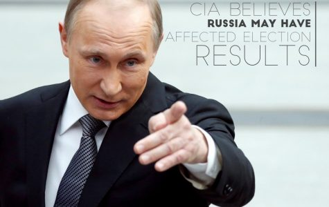 CIA Believes Russia May Have Affected Election Results