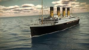 The Titanic Resurfaces