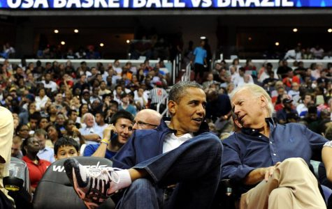 The Barack and Biden Bromance