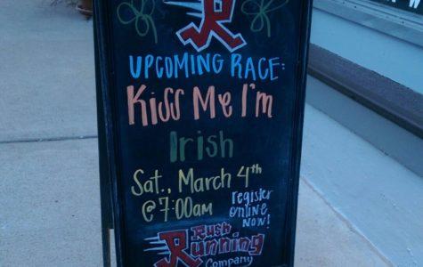 Kiss Me I'm Irish Race opens registration