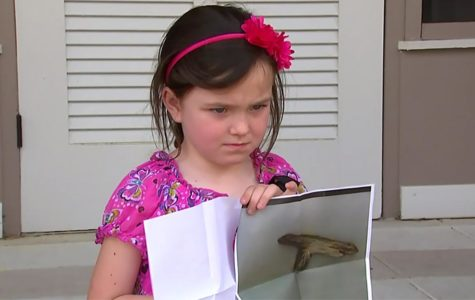 Girl Suspended for Playing with Stick Gun