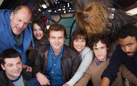 Han Solo Standalone Movie: 2018