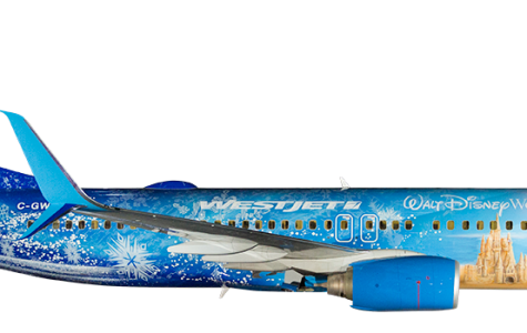 Disney's Frozen Air Travel
