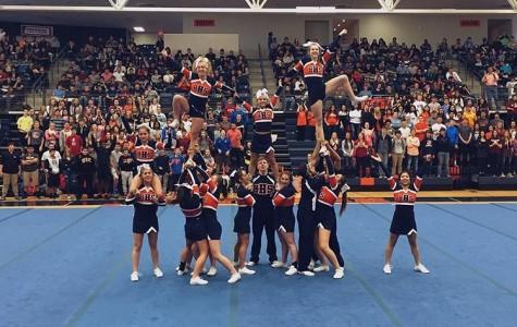 Heritage High School Cheer & Dance Tryouts