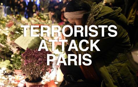 Terrorists Attack Paris