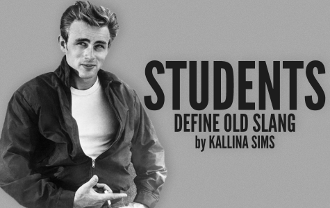 Students Define Old Slang Terms