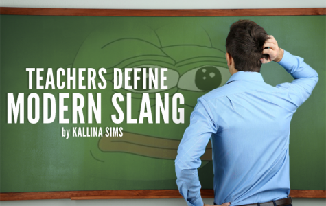 Teachers Define Modern Slang