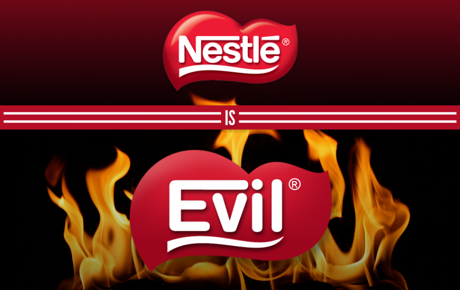 Semi-sweet sins: Nestlé is an evil company – The Talon