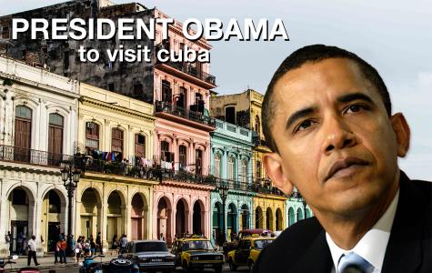 Obama Announces Trip to Cuba