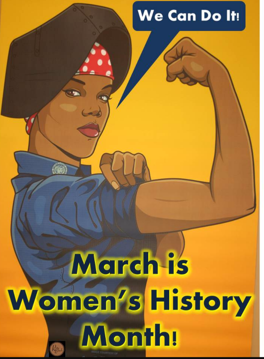 March is Women's Month