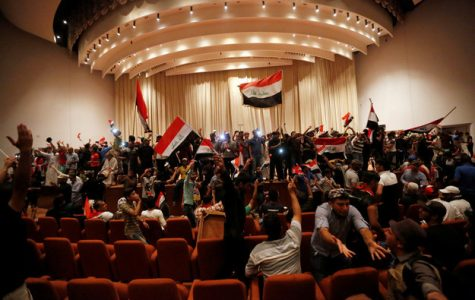 Anti-Government Protests in Iraq Escalate
