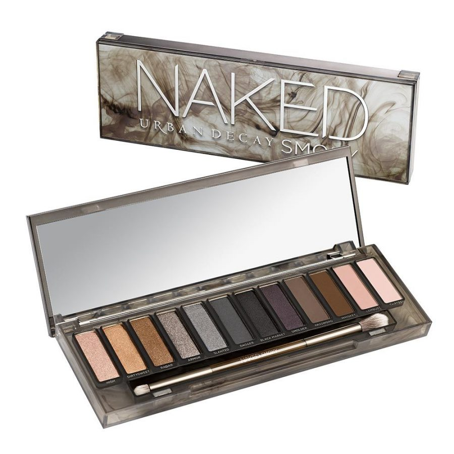 Review of Urban Decay Naked: Smoky pallet