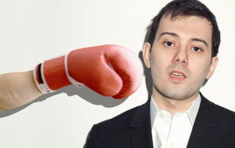 Get A Chance To Punch Martin Shkreli