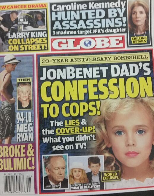 Resurgence in JonBenet  Ramsey Case