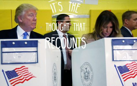 It's the Thought that Recounts