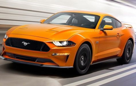 2018 Mustang Revealed