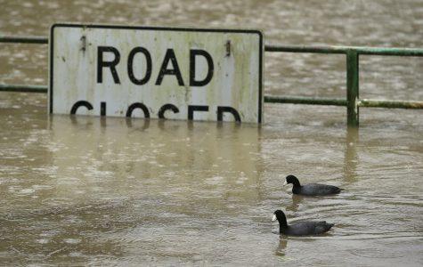 Flooding In California
