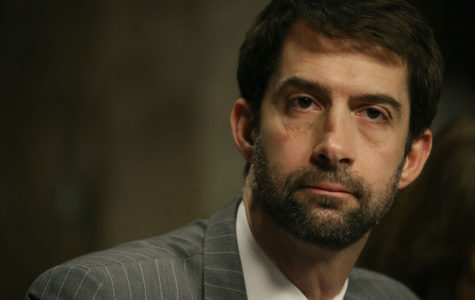 Senator Tom Cotton Receives a Tough Crowd