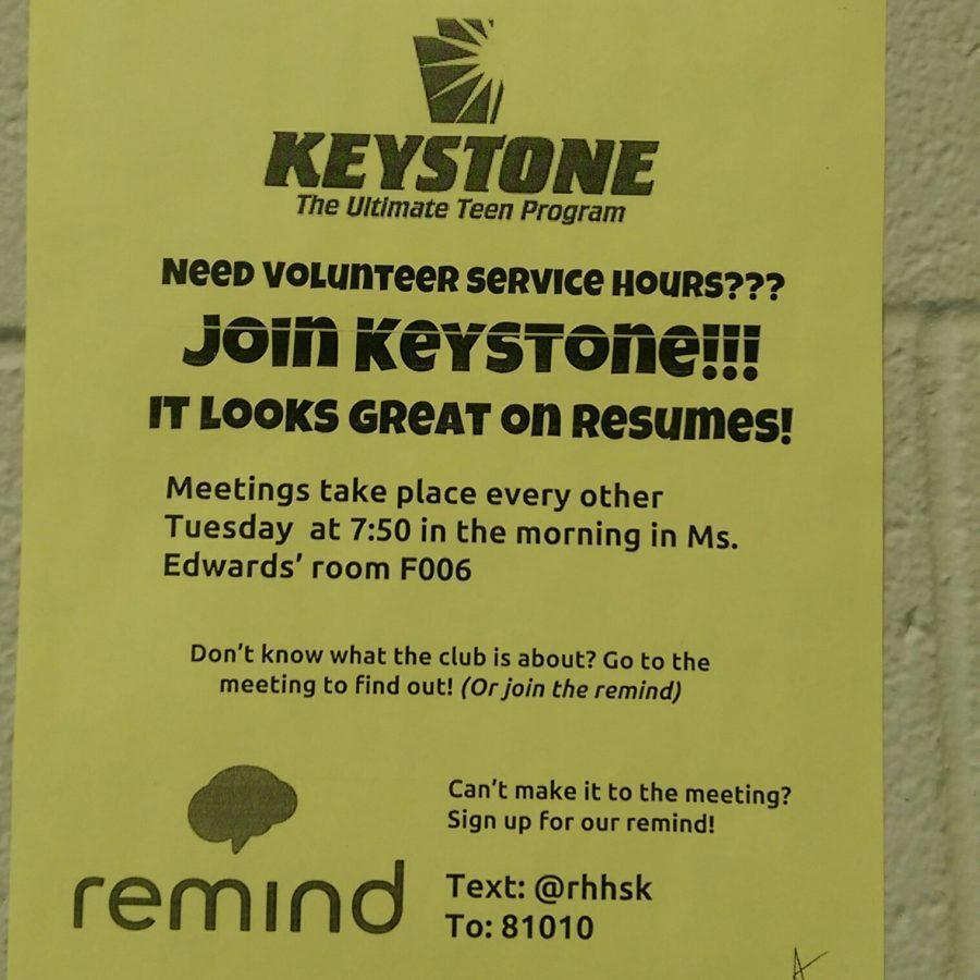 Join Keystone Club