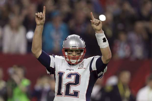 Tom Brady Redemption