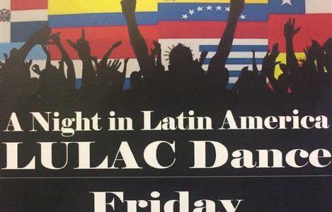 A Night in Latin America: LULAC Dance