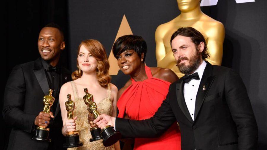 The Oscars: 2017