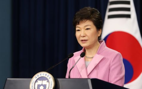 South Korean President Park Geun-Hye Forcibly Removed