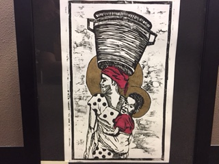 2016 Graduate Donates Artwork to Alma Mater