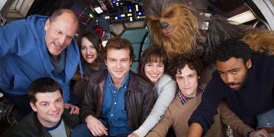 Han Solo Standalone Movie: 2018