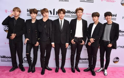 K-pop group BTS makes history at the BBMA's