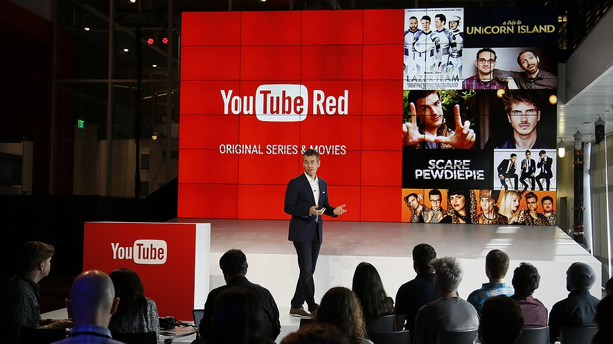 YouTube+Red
