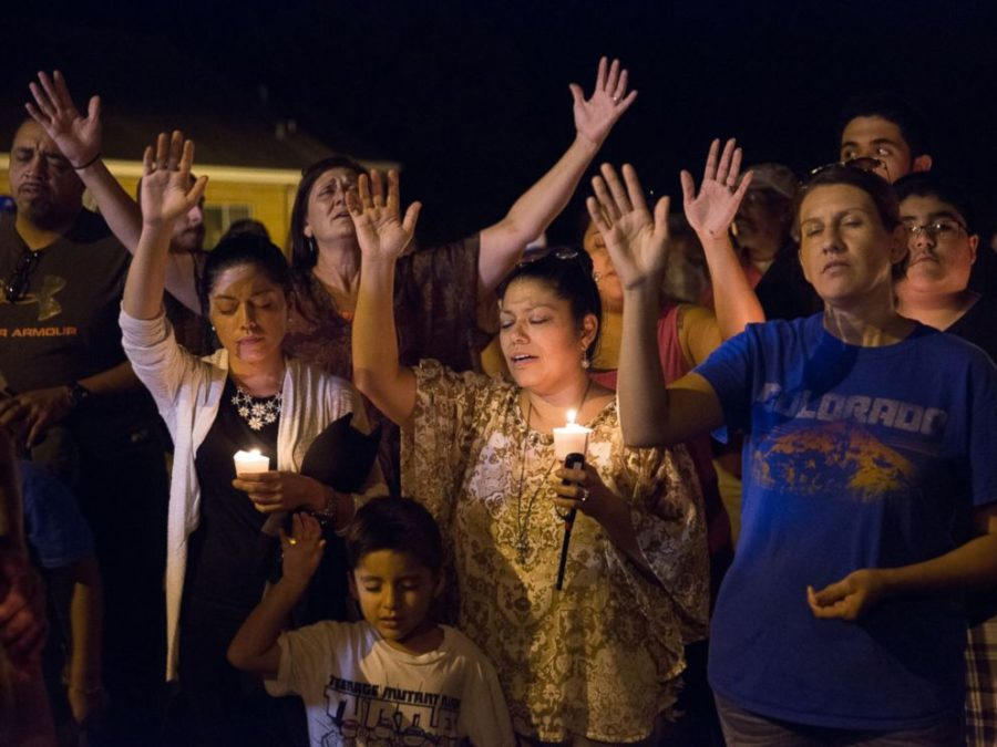 Families of the victims.