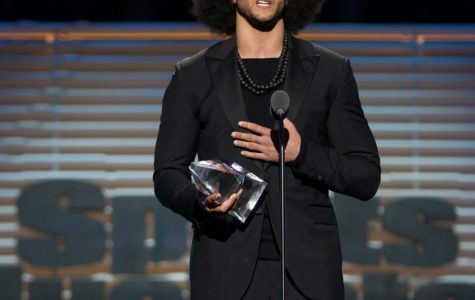 Colin Kaepernick Receives Sports Illustrated's Muhammad Ali Legacy Award