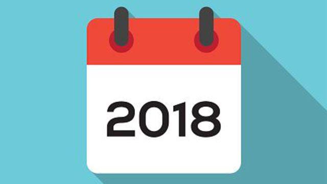 2018 Heritage Resolutions