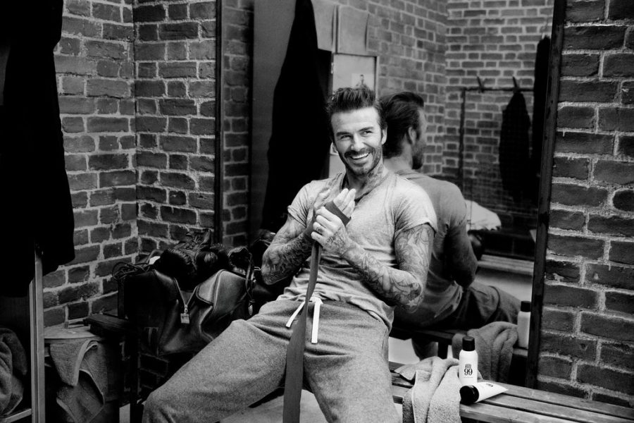 The World's Most Stylish Gentlemen: Mr. David Beckham