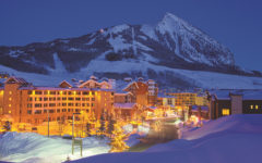 Alternate Text Not Supplied for Crested Butte at night.