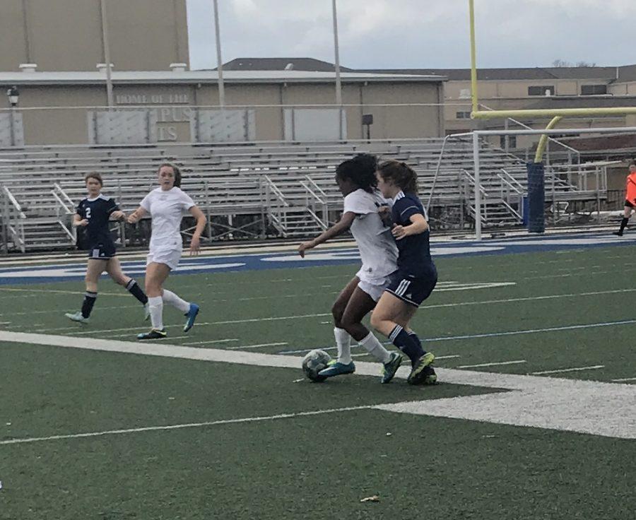 Lady War Eagle Soccer
